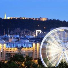 Kempinski Hotel Corvinus Budapest спортивное сооружение
