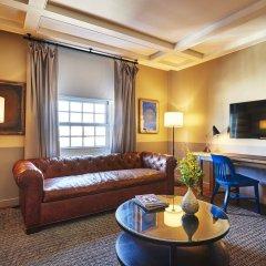 Отель Hollywood Roosevelt Hotel США, Лос-Анджелес - 1 отзыв об отеле, цены и фото номеров - забронировать отель Hollywood Roosevelt Hotel онлайн комната для гостей