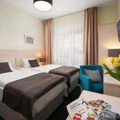 Отель Villa Angela Польша, Гданьск - 1 отзыв об отеле, цены и фото номеров - забронировать отель Villa Angela онлайн комната для гостей фото 2