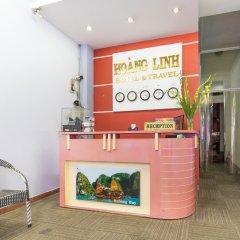Отель OYO Hoang Linh Hotel Вьетнам, Хошимин - отзывы, цены и фото номеров - забронировать отель OYO Hoang Linh Hotel онлайн интерьер отеля