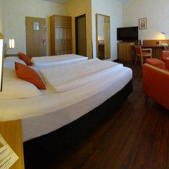 Best Western Hotel Heidehof сейф в номере