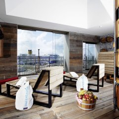 Отель 25hours Hotel Altes Hafenamt Германия, Гамбург - отзывы, цены и фото номеров - забронировать отель 25hours Hotel Altes Hafenamt онлайн бассейн