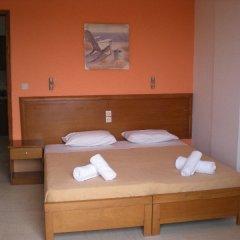 Апартаменты Lofos Apartments сейф в номере