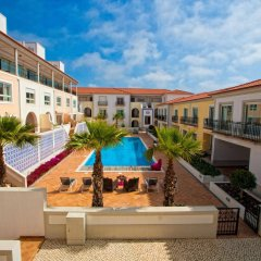 Отель The Village Praia D El Rey Golf & Beach Resort Обидуш бассейн фото 3