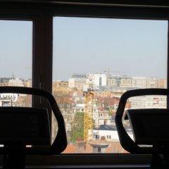 Отель Martin's Brussels EU Бельгия, Брюссель - 2 отзыва об отеле, цены и фото номеров - забронировать отель Martin's Brussels EU онлайн балкон