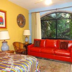 Отель Casa de las Flores Мексика, Тлакуепакуе - отзывы, цены и фото номеров - забронировать отель Casa de las Flores онлайн комната для гостей фото 4
