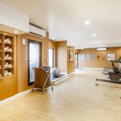 Отель Golden Sands 3 фитнесс-зал фото 2