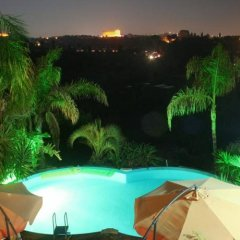 Отель B&B Villa San Marco Агридженто бассейн фото 3