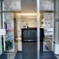 Отель City Hotels Algirdas Литва, Вильнюс - 6 отзывов об отеле, цены и фото номеров - забронировать отель City Hotels Algirdas онлайн интерьер отеля