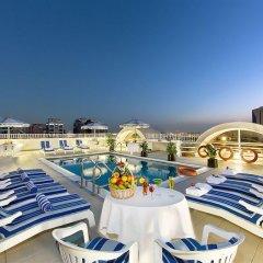 Al Khaleej Plaza Hotel бассейн