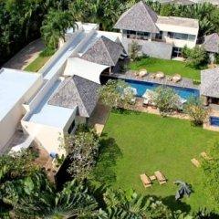 Отель Villa Samakee бассейн фото 2