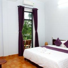 Отель Purple Garden Homestay комната для гостей