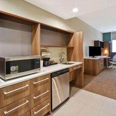Отель Home2 Suites by Hilton Columbus Downtown США, Колумбус - отзывы, цены и фото номеров - забронировать отель Home2 Suites by Hilton Columbus Downtown онлайн удобства в номере фото 2