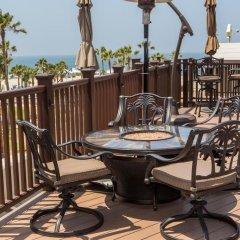 Отель Venice Beach Suites & Hotel США, Лос-Анджелес - отзывы, цены и фото номеров - забронировать отель Venice Beach Suites & Hotel онлайн пляж фото 2