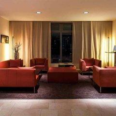 Mercure Hotel Hannover Mitte интерьер отеля