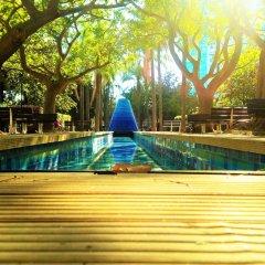 Отель Pantanal Hostels бассейн фото 2