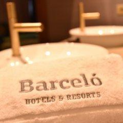 Отель Barcelo Anfa Casablanca Марокко, Касабланка - отзывы, цены и фото номеров - забронировать отель Barcelo Anfa Casablanca онлайн сауна