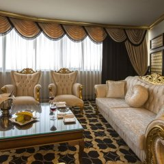 Отель Yilmazoglu Park Otel Газиантеп комната для гостей фото 4