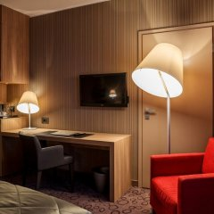 Домина Отель Новосибирск 4* Стандартный номер с различными типами кроватей фото 22