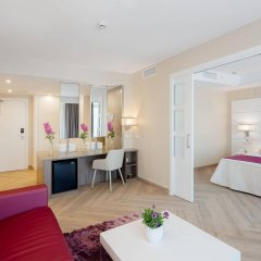 Отель Beverly Park & Spa Испания, Бланес - 10 отзывов об отеле, цены и фото номеров - забронировать отель Beverly Park & Spa онлайн комната для гостей фото 5