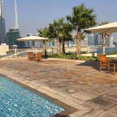Отель Espace Holiday Homes - SABA 2 Jumeirah Lake Towers ОАЭ, Дубай - отзывы, цены и фото номеров - забронировать отель Espace Holiday Homes - SABA 2 Jumeirah Lake Towers онлайн бассейн