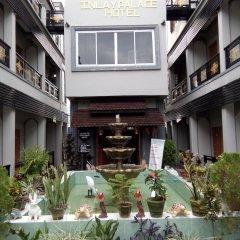 Отель Inlay Palace Hotel Мьянма, Хехо - отзывы, цены и фото номеров - забронировать отель Inlay Palace Hotel онлайн фото 7