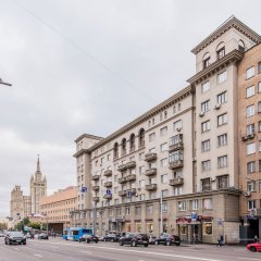 Апартаменты Posutochno Apartments Красная Пресня Москва фото 2