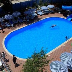 Aperion Beach Hotel Сиде бассейн