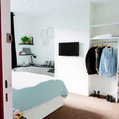 Отель B&B Place Jourdan Бельгия, Брюссель - отзывы, цены и фото номеров - забронировать отель B&B Place Jourdan онлайн сауна