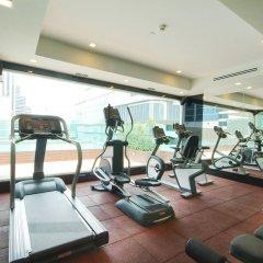 Отель Amora Neoluxe Бангкок фитнесс-зал