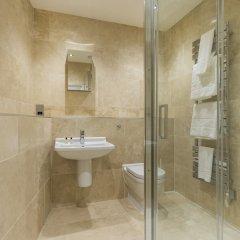 Апартаменты Covent Garden Private Apartments Лондон ванная