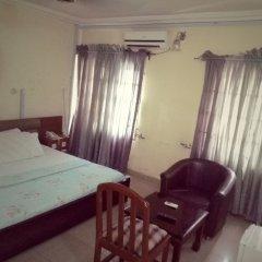 Отель Bv.Standard Executive Suite Нигерия, Калабар - отзывы, цены и фото номеров - забронировать отель Bv.Standard Executive Suite онлайн комната для гостей фото 5