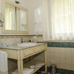 Отель Relais Corte Cavalli Понти-суль-Минчо ванная