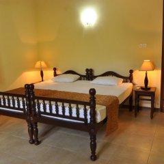 Отель Lake View Bungalow Yala комната для гостей