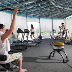 Отель Park Diamond Hotel Вьетнам, Фантхьет - отзывы, цены и фото номеров - забронировать отель Park Diamond Hotel онлайн фитнесс-зал фото 2