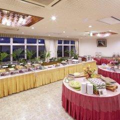 Отель Miyuki Hamabaru Resort Центр Окинавы питание фото 3