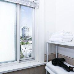 Отель The Hotel Hollywood США, Лос-Анджелес - отзывы, цены и фото номеров - забронировать отель The Hotel Hollywood онлайн балкон