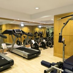 Отель Sana Lisboa Лиссабон фитнесс-зал фото 2