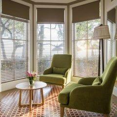 Отель Heritage Le Telfair Golf & Wellness Resort комната для гостей фото 2