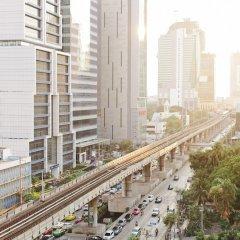 W Bangkok Hotel городской автобус