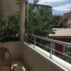 Armoni City Hotel Турция, Стамбул - отзывы, цены и фото номеров - забронировать отель Armoni City Hotel онлайн балкон
