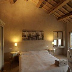 Отель Agriturismo Il Gelso Antico Реканати комната для гостей