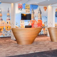 Отель Novotel Poznan Centrum Познань детские мероприятия фото 2