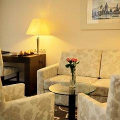 Отель Grand Bohemia Прага комната для гостей фото 2