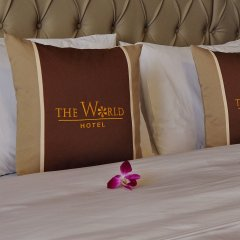 The World Hotel Nha Trang сауна
