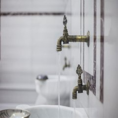 Отель HAMMAMHANE Стамбул ванная фото 2