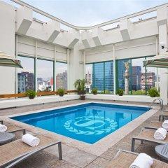 Отель Sheraton Mexico City Maria Isabel Hotel Мексика, Мехико - 1 отзыв об отеле, цены и фото номеров - забронировать отель Sheraton Mexico City Maria Isabel Hotel онлайн бассейн
