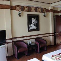 Bee Saigon Hotel комната для гостей фото 4