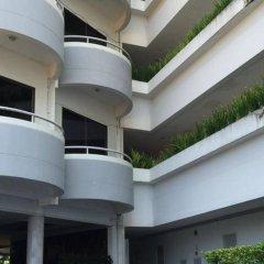 Отель Garden Paradise Hotel & Serviced Apartment Таиланд, Паттайя - отзывы, цены и фото номеров - забронировать отель Garden Paradise Hotel & Serviced Apartment онлайн балкон