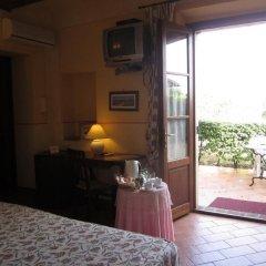 Отель Le Volpaie Италия, Сан-Джиминьяно - отзывы, цены и фото номеров - забронировать отель Le Volpaie онлайн удобства в номере фото 2